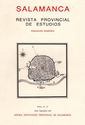 Marcadores y contrastes Salmantinos (siglos XVI al XIX)