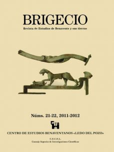 Noticia artística del entallador Bartolomé Hernández y el pintor Pedro de Bilbao: una escritura para realizar una custodia en Melgar de Tera (Zamora)