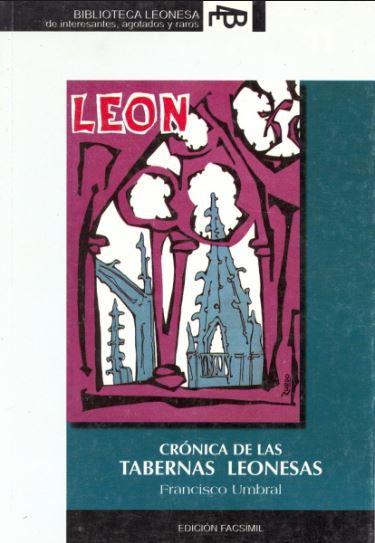 Crónica de las tabernas leonesas