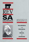 """""""Salamanca"""": manuscrito de Miguel de Unamuno"""