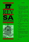Morfología urbana de la ciudad de Salamanca (1500-1620), a través de los papeles del legado Ricardo Espinosa Maeso (Archivo de la Universidad de Salamanca)