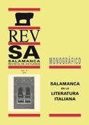 El diario de un embajador italiano en Salamanca durante la Guerra Civil: Roberto Cantalupo