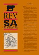 Salamanca y el arte de vanguardia en la sociedad de los años 50