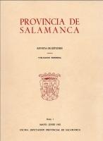 Notas sobre la canción popular salmantina. Evolución hacia formas musicales menos diferenciadas