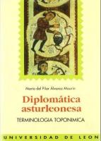 Diplomática asturleonesa: terminología toponímica