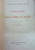 Cartulario de Santo Toribio de Liébana