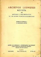 De epigrafía leonesa, III
