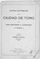 Datos históricos de la ciudad de Toro