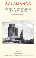 La Iglesia de San Pedro Apóstol, de Calvarrasa de Abajo algunos datos sobre su armadura