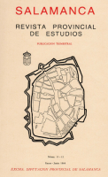 Una ordenanza medieval del Concejo Salmantino sobre el gremio de ''cortidores e çapateros'' de la ciudad y su entorno económico y social
