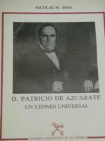 D. Patricio de Azcárate, un leonés universal