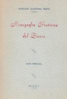 Monografía histórica del Bierzo: (desde la prehistoria hasta finales de la Edad Media)