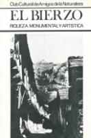 El Bierzo: riqueza monumental y artística