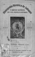 Monografía histórica de Sahagún y breve noticia de sus hijos ilustres