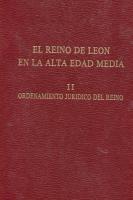 El proceso en el reino de León a la luz de los diplomas