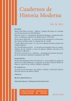 Mujeres y jefatura del hogar en el mundo rural leonés durante la Edad Moderna